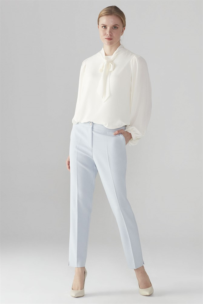 Zühre Pants Light Blue P-0024