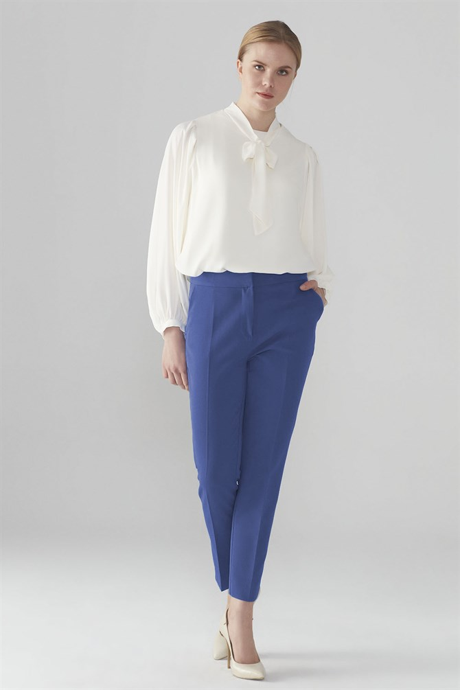 Zühre Pants Blue P-0024