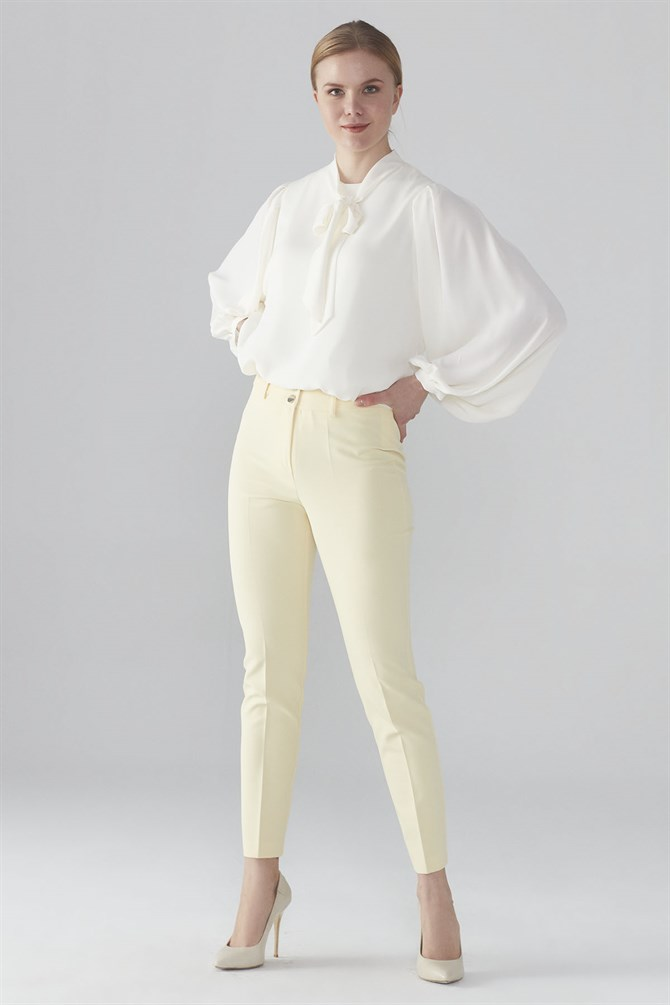 Zühre Pants Yellow P-0078